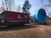 Kruhový bazén 4 x 1,2 m Náchod (pl)