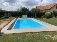 Obdélníkový bazén 8 x 3,95 x 1,5 m (pl)