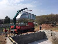 Obdélníkový bazén 6 x 3 x 1,5 m Červený Kostelec (pl)