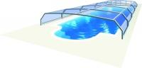 Zadaszenie basenu Riviera