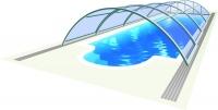 Zadaszenie basenu Universe NEO™