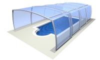 Zadaszenie basenu Omega