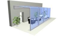 Zadaszenie terasu Corso Glass