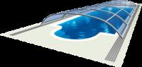 Zadaszenie basenu Elegant NEO™