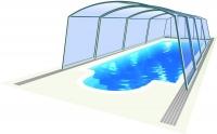 Zadaszenie basenu Venezia