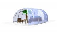 Zadaszenie jacuzzi spa Sunhouse®