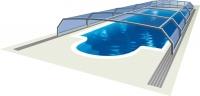 Zadaszenie basenu Oceanic Low