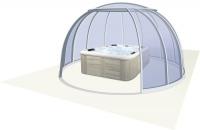 Zadaszenie jacuzzi Spa Dome Orlando®