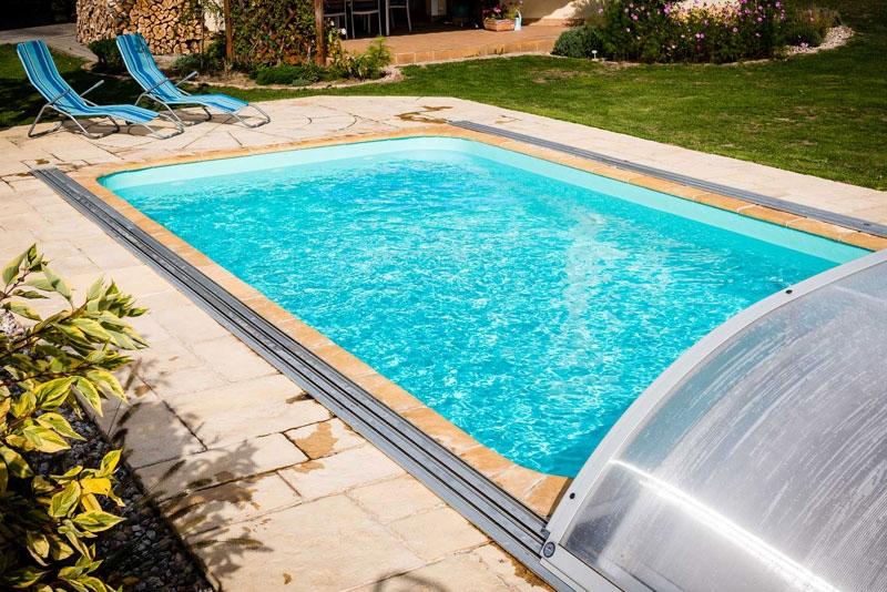 Plastové Bazény Spolehlivé Konstrukce Bazény Machov